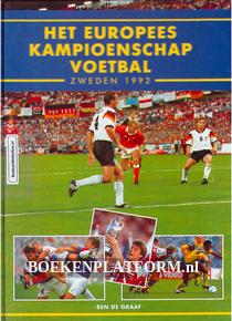 Het Europees Kampioenschap Voetbal Zweden 1992