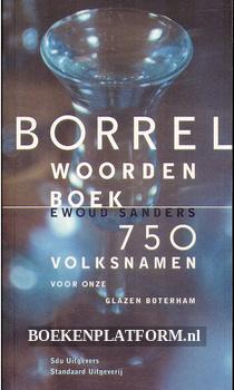 Borrel woordenboek