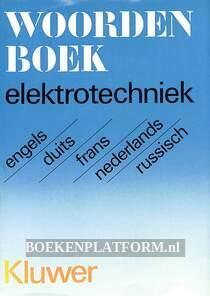 Woordenboek elektrotechniek, meertalig
