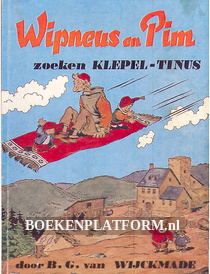Wipneus en Pim zoeken Klepel-Tinus