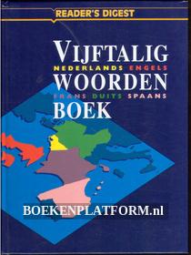 Vijftalig woordenboek