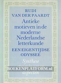 Antieke motieven in de moderne Nederlandse letterkunde