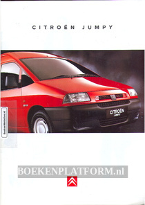 Citroen Jumpy 1995 brochure