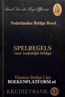 Spelregels voor wedstrijd-bridge