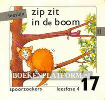 Zip zit in de boom