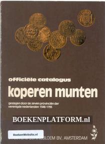 Officiele catalogus Koperen munten
