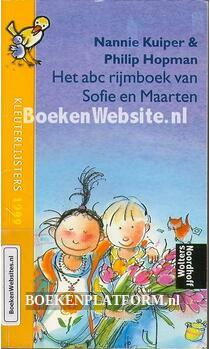 Het abc rijmboek van Sofie en Maarten