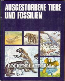 Ausgestorbene Tiere und Fossilien