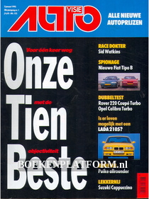 Autovisie 1993 Complete jaargang