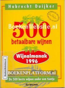 500 betaalbare wijnen