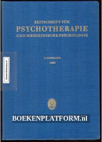 Zeitschrift fur Psychotherapie und Medizinische Psychologie 1952