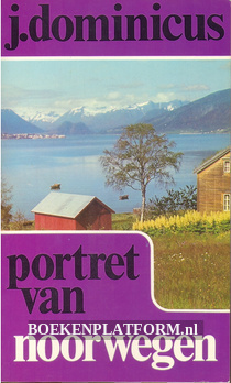 Portret van Noorwegen