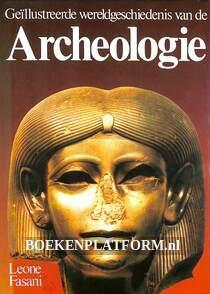 Geillustreerde wereld geschiedenis van de Archeologie