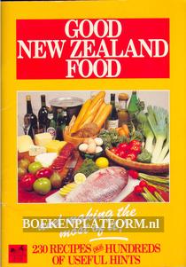 Good New Zealand Food
