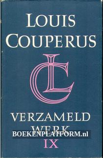 Louis Couperus verzameld werk IX