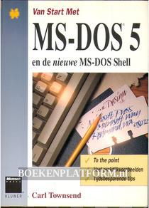 Van Start met MS-Dos 5