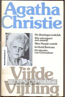 Agatha Christie Vijfde vijfling