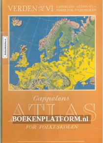 Cappelens Atlas for Folkeskolen
