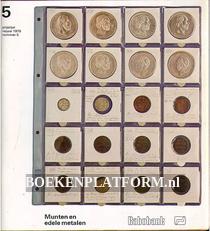 Prijslijst Munten en edele metalen 5