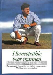 Homeopathie voor mannen