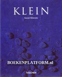 Yves Klein 1928 - 1962