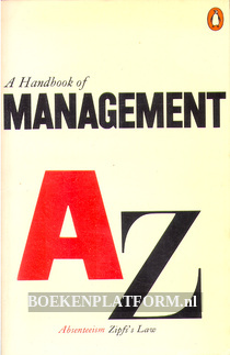 A Handboek of Management