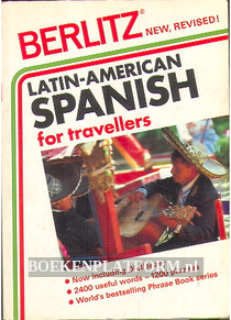 Latin-American Spanish for travellers