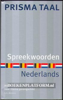 Spreekwoorden Nederlands