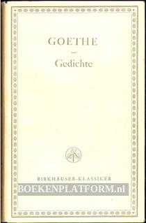 Goethes Werke 01, Gedichte