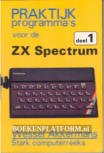 Praktijkprogramma's voor de ZX Spectrum 1