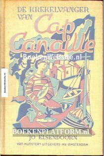 De krekelvanger van Cap Canaille