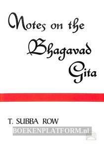 Notes on the Bhagavad Gita