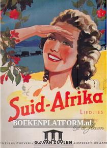 Suid-Afrika Liedjies