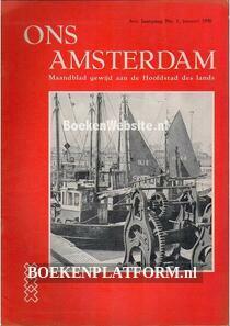 Ons Amsterdam 1956 no.01