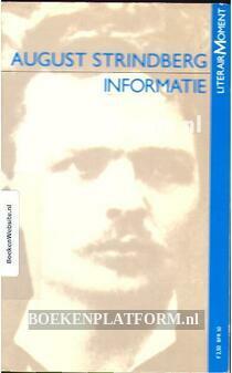 August Strindberg informatie