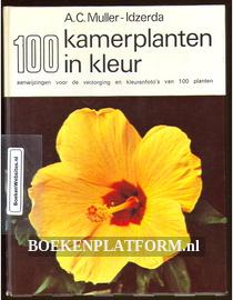 100 kamerplanten in kleur