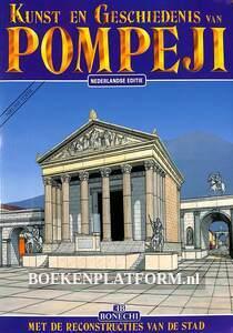 Kunst en Geschiedenis in Pompeji