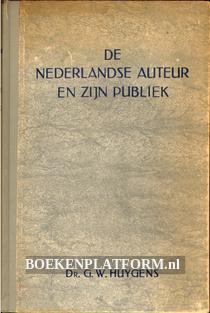 De Nederlandse auteur en zijn publiek