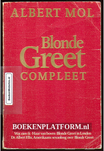 Blonde Greet compleet