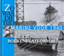 Marine voor 1940