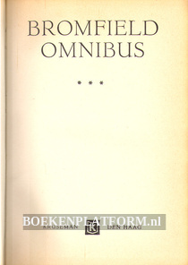 Bromfield omnibus ***