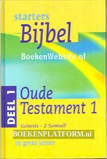 Starters Bijbel Oude Testament 1
