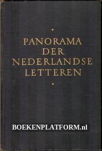 Panorama der Nederlandse letteren