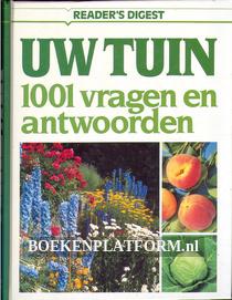Uw tuin, 1001 vragen en antwoorden