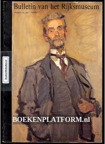 Bulletin van het Rijksmuseum 1991-2