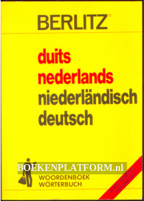 Berlitz Duits Nederlands N/D