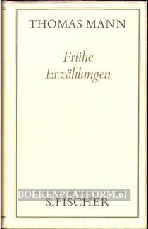 Thomas Mann, Frühe Erzählungen