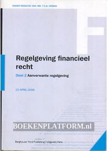 Regelgeving financieel recht