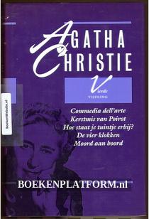 Agatha Christie Vierde Vijfling