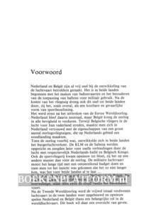 De geschiedenis van de Nederlandse en Belgische luchtvaart